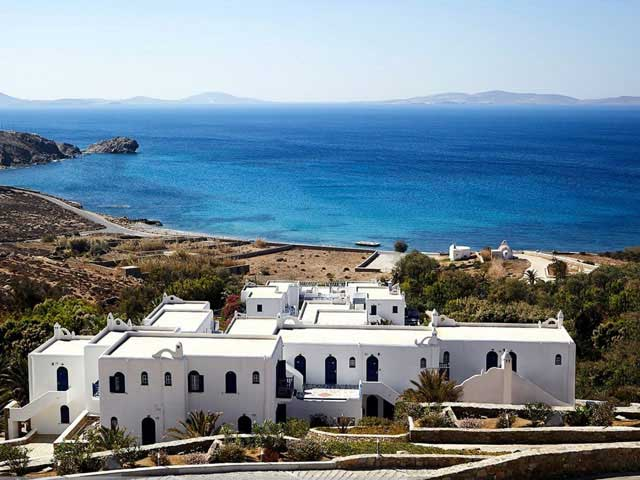 Book Now: San Marco Hotel Mykonos