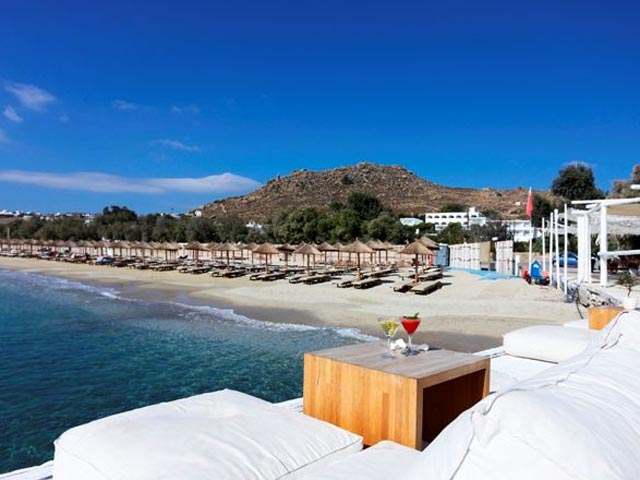 Book Now: Aphrodite Beach Hotel & Bungalows