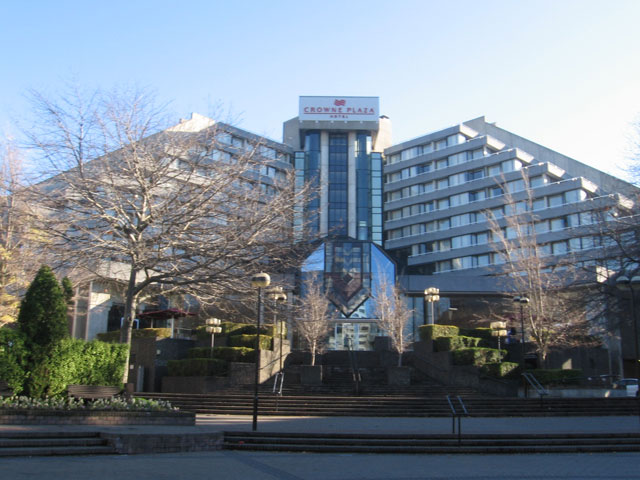 Crowne Plaza Hotel Christchurch