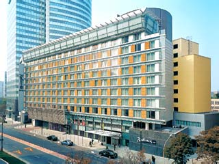 Radisson SAS Centrum Hotel