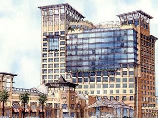 Al Manshar Rotana Hotel & Suites