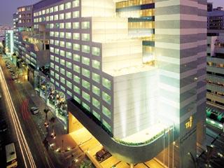 JOOD Palace Hotel Dubai (ex TAJ Palace)