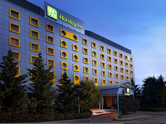 Holiday Inn Athens Airport (ex Holiday Inn Attica Avenue)