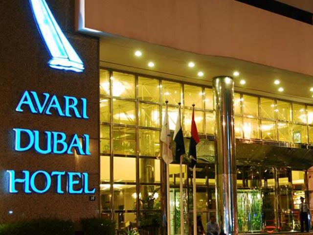 Avari dubai hotel 4 stars luxury hotel in dubai offers for Dubai hotels special offers