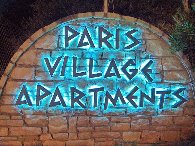 Paris Village Apartment Hotel