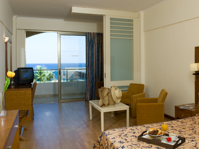 Hotel Lutania Beach Rhodes Greece