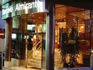 Barcelo Almirante Hotel