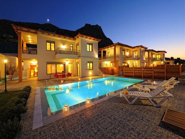 Danaes Villas