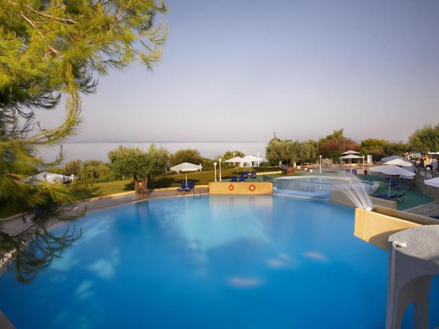 Acrotel Elea Village Hotels Sithonia Nikiti Halkidiki