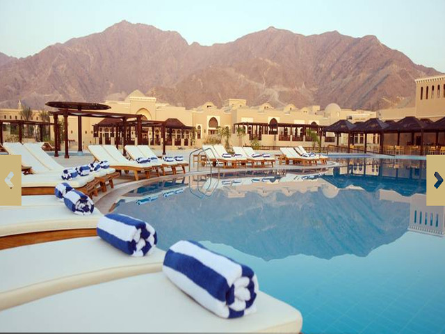Iberotel Miramar Al Aqah Beach Resort 5 Stars Luxury