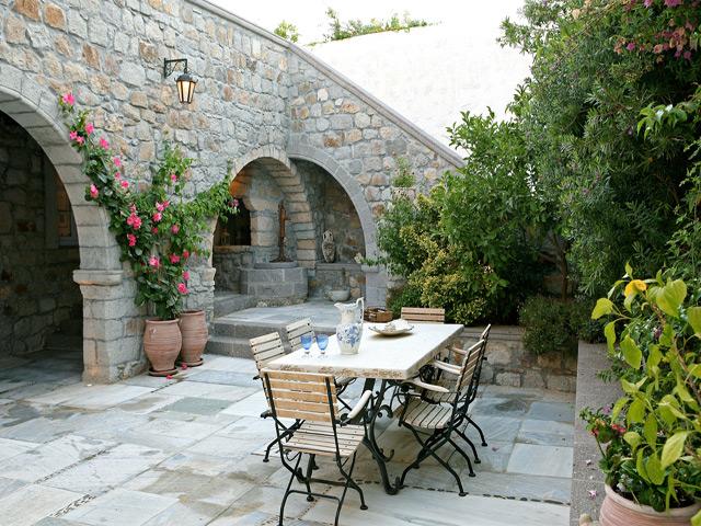 Patmos Retreat Villa