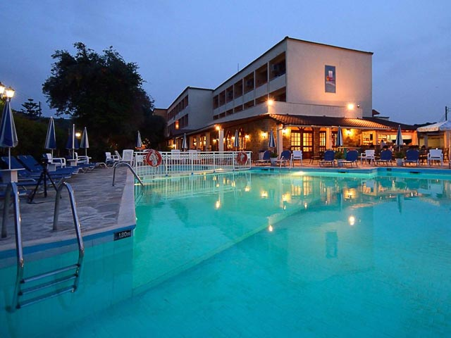 Book Now: Cnic Gemini Hotel Corfu