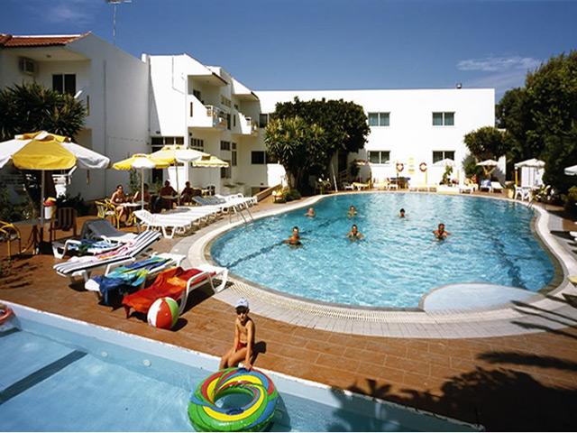 Asterias Beach Hotel Rhodes