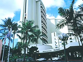 Sheraton Waikiki Hotel and Resort