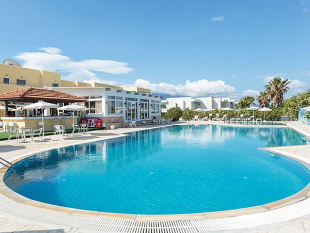 Book Now: Nefeli Hotel Kos