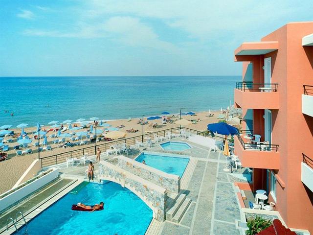 Dedalos Beach  Hotels Sfakaki