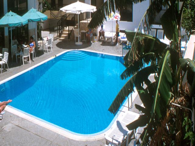 Poseidon Apartments Hotel