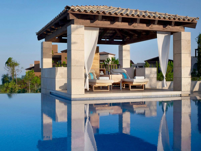 Costa Navarino Hotel The Romanos
