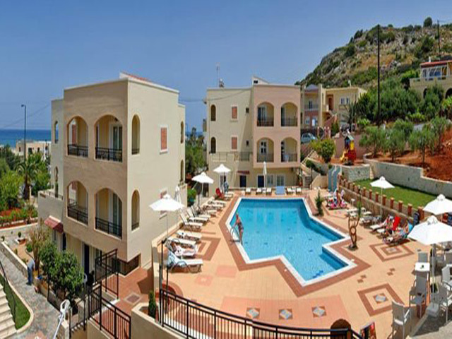 Rainbow Apartments, Stalis hotels & resorts, luxury ...