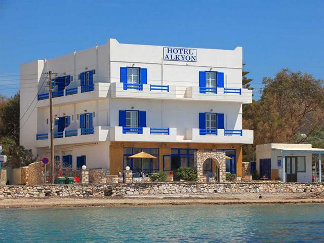 Alkyon Hotel Paros