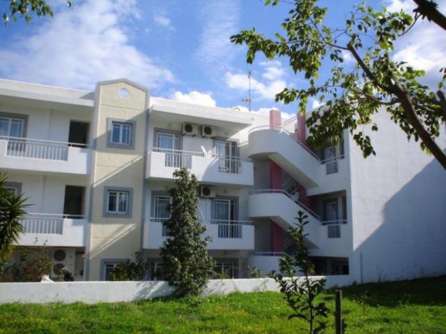 Lu Ellen Hotel and Apartment