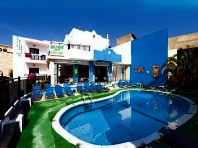 Soula mari apartments hotels malia heraklion crete greece for Blue sea motor inn