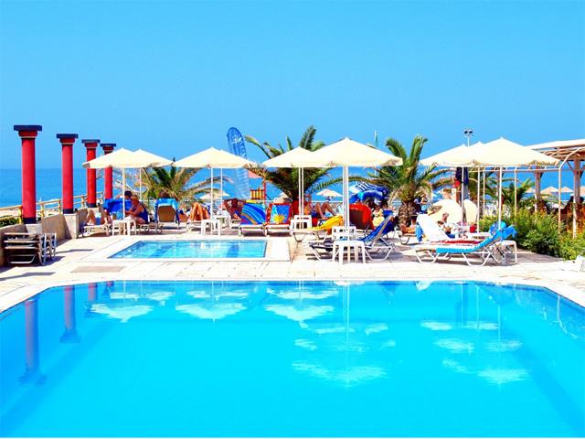 Odyssia Beach Hotel Kreta