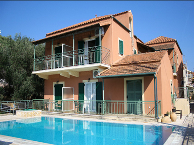 Book Now: Marika Apartments Corfu