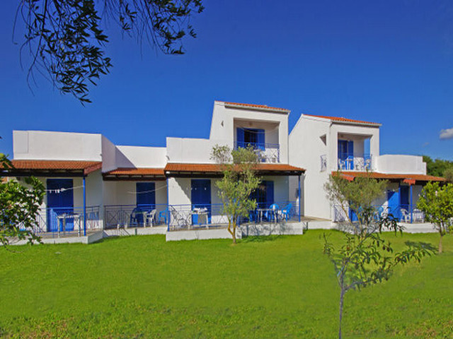 Blue Garden Apartments