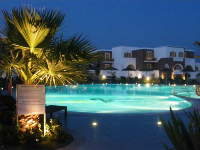 Aegean Land Hotel