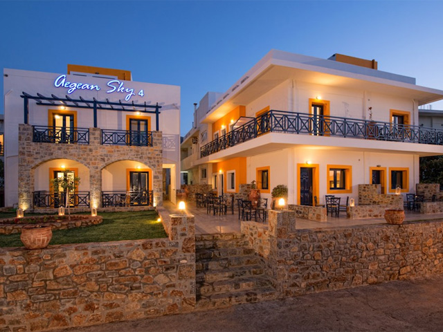 Aegean Sky Hotel and Suites