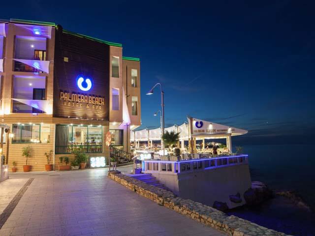 Book Now: Palmera Beach Hotel and SPA