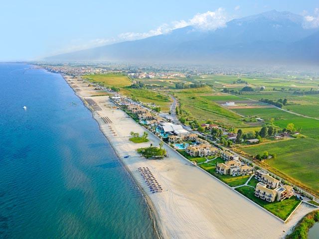 Mediterranean Village and Spa