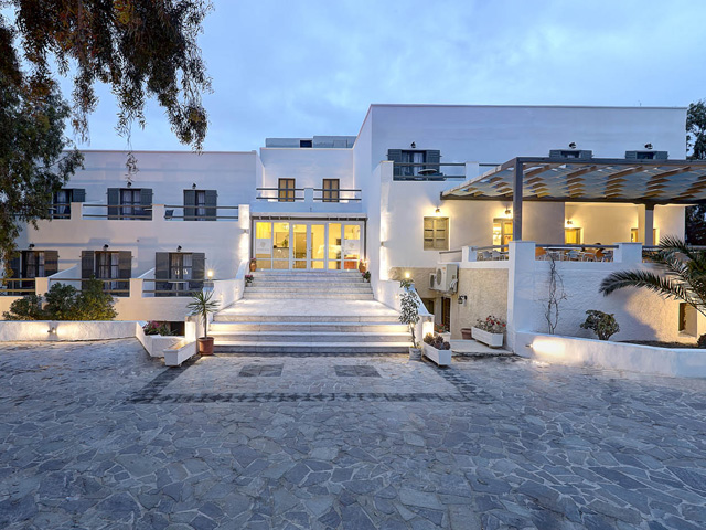 Olympic Santorini Hotel