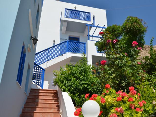 Alkioni Hotel Karpathos
