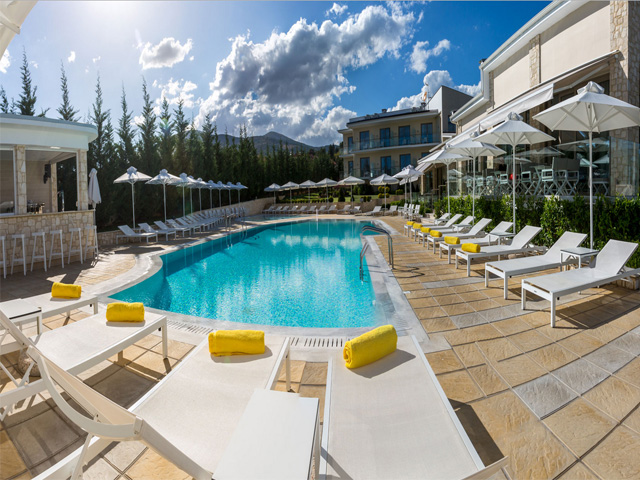 Calma Boutique Hotel and Spa