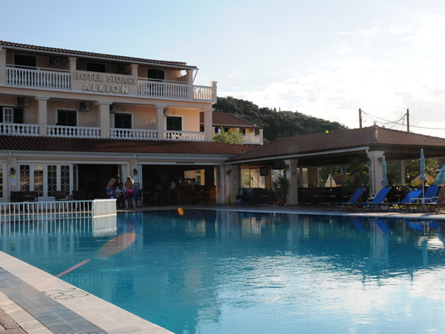Alkyon Hotel Corfu