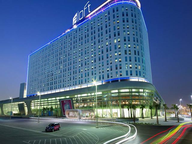 Aloft Abu Dhabi Hotel