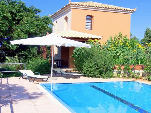 Villa Argo (Iasonas Complex)