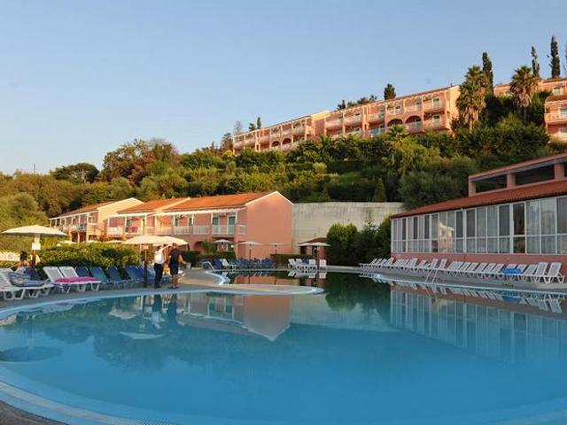 Panorama Beach  Ex Cyprotel   Hotels Sidari  Corfu