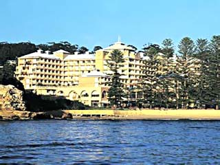 Crowne Plaza Terrigal