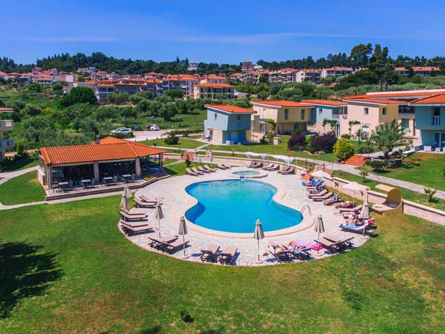 Book Now: Alkion Hotel, Chalkidiki