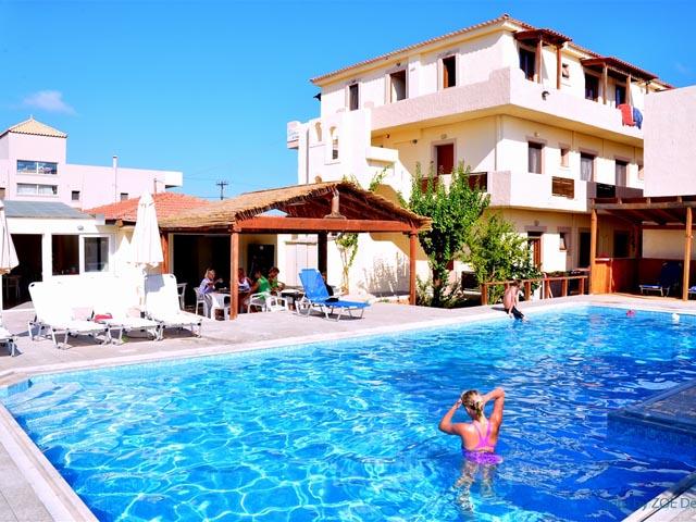 Eleonora boutique hotel hotels anissaras heraklion for Boutique hotel crete