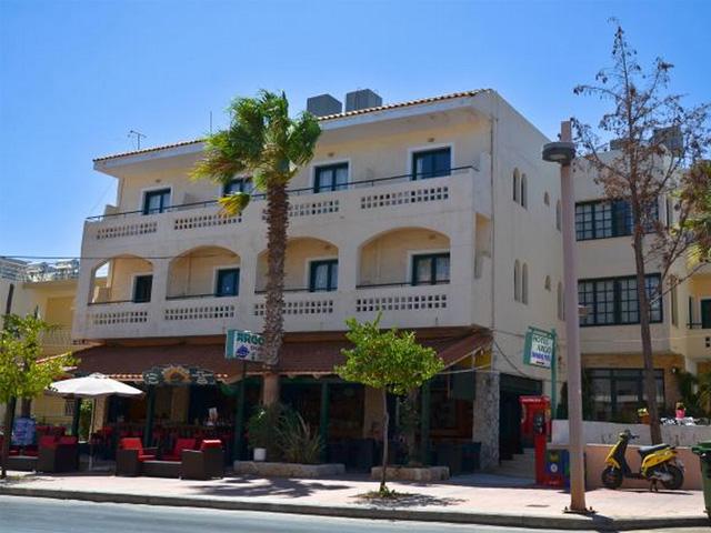 Argo studios hotels malia heraklion crete greece for Blue sea motor inn