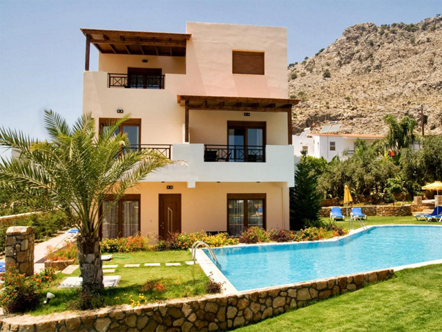 Blue Dream Luxury Villas, Pefkos hotels & resorts, luxury