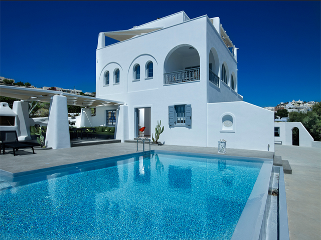 Pyrgos Sky Mansion