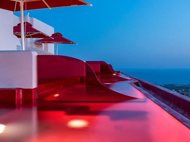 Art Hotel Santorini Hotels Pyrgos Santorini Cyclades