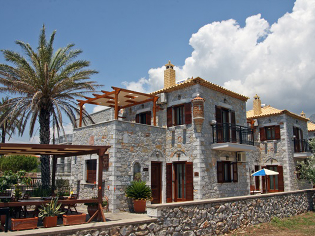 Pleiades Villas Messinia
