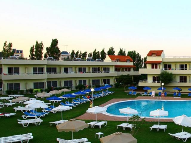 Princess Flora Hotel