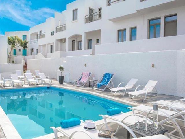 Casa bianca boutique hotel hotels koutouloufari for Boutique hotel crete